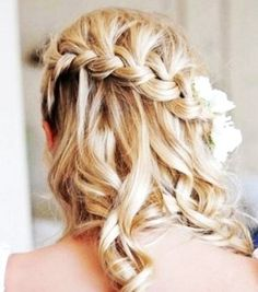 Kids Hairstyles For Wedding
