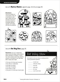 1000+ images about Halloween Math Activities on Pinterest