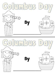 Looking for a fun activity for Columbus Day? Make a