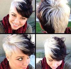 Frisuren Stil Haar Kurzhaarfrisuren 2015 Und Farben
