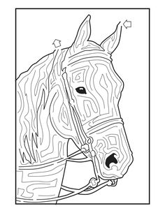 Word search, Horses and Horse games on Pinterest
