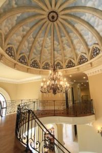 Dome Ceiling on Pinterest   Ceilings, Sky and Night Skies