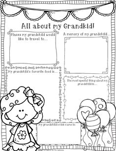 Play this fun 'Roll A Grandparent' game on Grandparent's