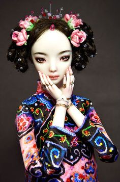 1000 images about Enchanted Dolls by Marina Bychkova on Pinterest  Enchanted doll Dolls and