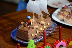 1000 images about Kindergeburtstag on Pinterest  Pirate Party Basteln and Pirates