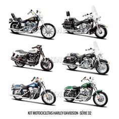 ERTL 1:12 Harley Davidson Road King Diecast Model