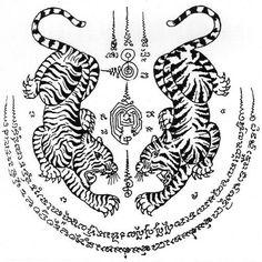 Sak Yant tattoos http://thailandlandofsmiles.com/wp
