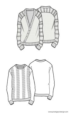 1000+ images about Free-mens-fashion-flat-sketches on