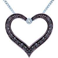 Ben Moss Jewellers 0.08 Carat TW, 10k White Gold Diamond ...