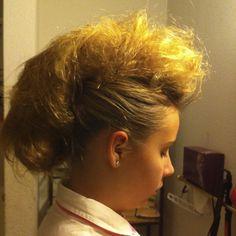 Cheer Competition Hair Dance Hair Gymnastics Hair Hair