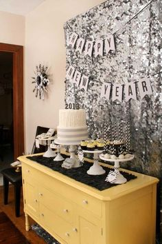 Fabulous New Year's Party Decor Ideas Love This Idea For A