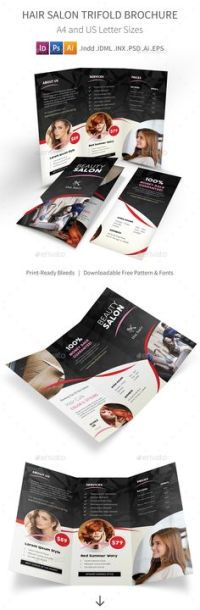 travel-trifold-brochure-volume-1 | Template | Pinterest ...