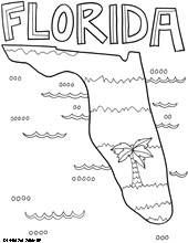 California coloring page, and TONS more!! Science, Social