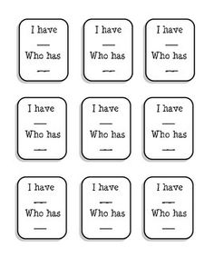 Templates, Dr. who and Sight words on Pinterest