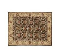 Adeline Rug - Multi | Pottery Barn ours is darker green ...