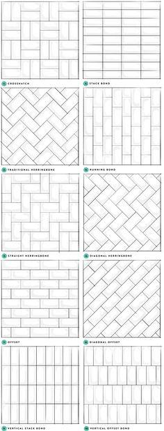 Subway Tile Designs