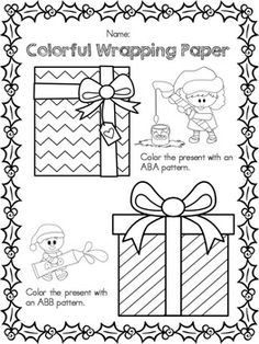 Christmas worksheets, Alphabet letters and The o'jays on