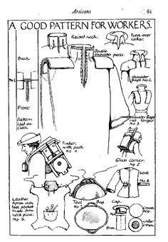 1000+ images about Medieval / SCA Clothing Patterns