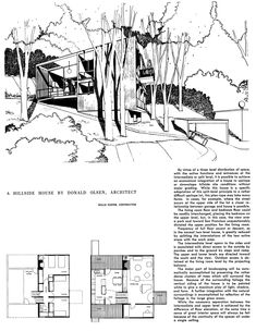 1000+ images about Mid Century Floor Plans on Pinterest