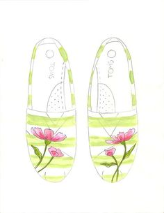 Stripe and Flower TO