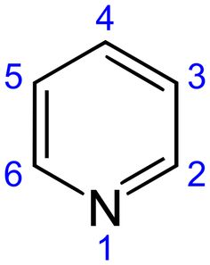 Pyrazine is a heterocyclic aromatic organic compound with