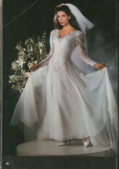 1000 Images About 1990s Wedding Gowns Amp Dresses On