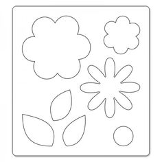 Little Girl Body Outline Template NextInvitation Templates