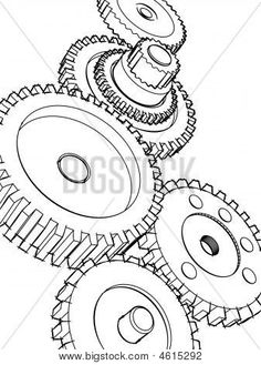 1000+ images about gears, cogs and other nicknacks on