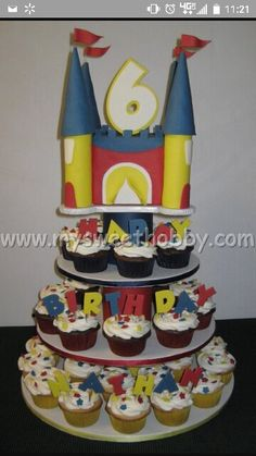 Bounce House Cakeology Pinterest Castles Birthdays And