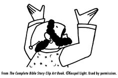 Peter Heals the Lame Beggar from The Children's Chapel