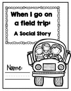 "Social Stories ""Picture Perfect Student"" Posters SCHOOL"