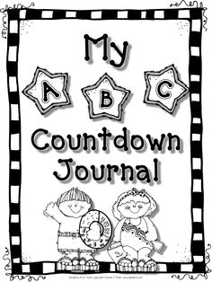 Live, Love, Laugh Everyday in Kindergarten: ABC Countdown