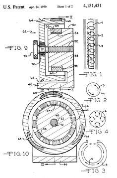 Permanent Magnet Motor. Free Energy Generator Plans. PDF