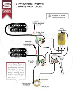 Wiring an import 5 way switch | Instrument | Pinterest | Forum, There and As