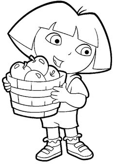 1000+ images about Coloring pages: Cartoons on Pinterest