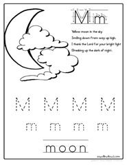 1000+ images about MFW Kindergarten: M is for Moon on