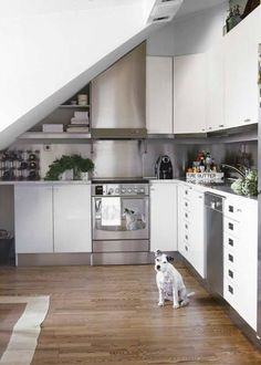 1000 images about awkward understairs kitchens on