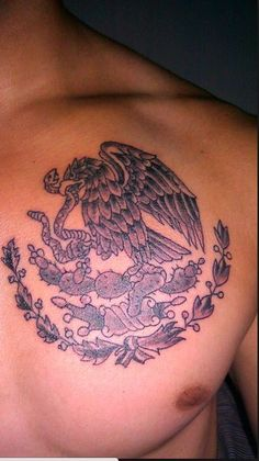 20 Guanajuato Mexican Eagle Tattoos Ideas And Designs