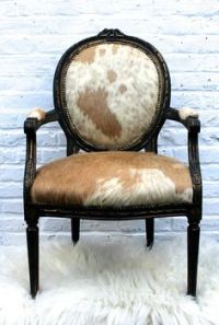 1000+ images about Cowhide Rugs, Cowhide Reupholstered ...