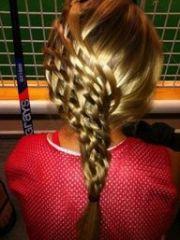 basket weave hair