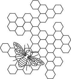 1000+ ideas about Honeycomb Pattern on Pinterest