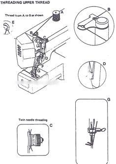 1000+ images about sewing machine repair on Pinterest