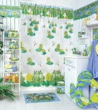 Frog bathrooms on Pinterest   Frogs, Ponds and The Rainbow ...