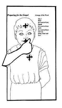 Gentle Examination of Conscience for Children Handout