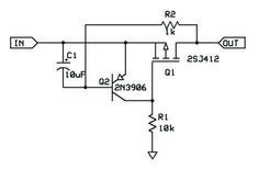 Simple DIY TDR (Time Domain Reflectometer) circuit. Newest