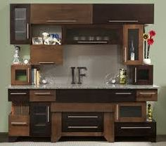 kitchen cabinets cleveland ohio ceiling lights 1000+ images about crockery unit on pinterest | almirah ...