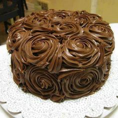 Seven Deadly Sins Chocolate Cake Seven Forms Of Chocolate