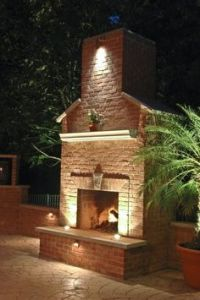 1000+ images about Fireplace Lighting on Pinterest ...