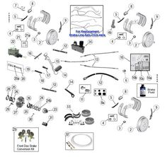 1000+ images about Jeep WIllys Parts Diagrams on Pinterest