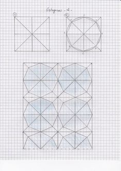 100 Paper Hexagon Templates for Patchwork! All Sizes